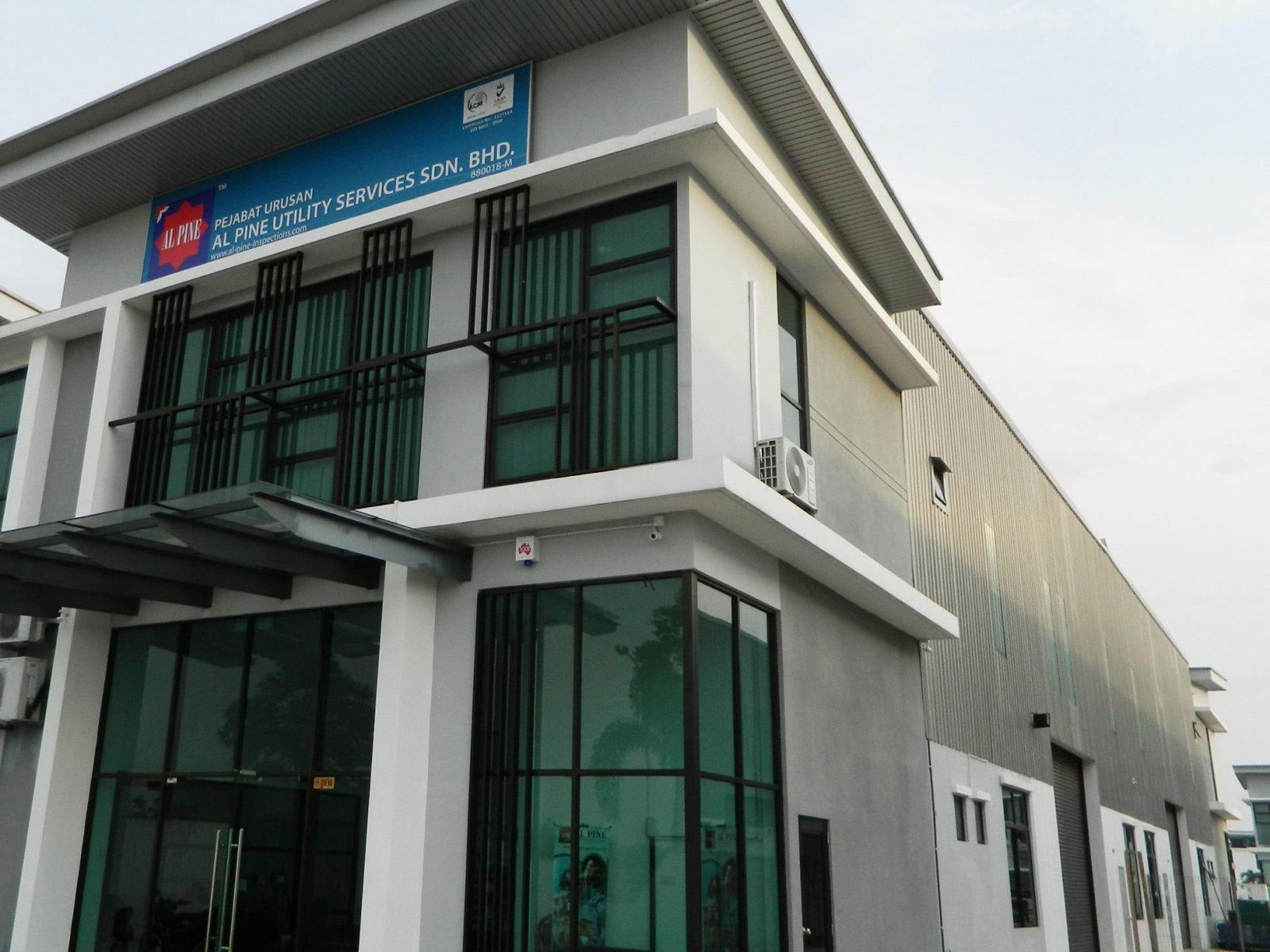 Alpine new office